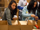 Thumbnail of volunteers at the Food Bank of New Jersey